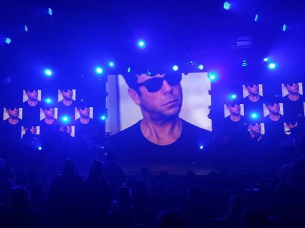 Mazonakis Live Stage