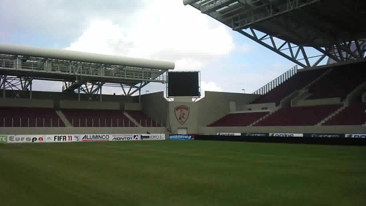 AEL FC Arena Scoreboards